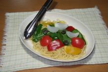 はるかのひとりごと-サラダスパゲッティ