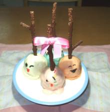 はるかのひとりごと-ハロウィンロリポップケーキ