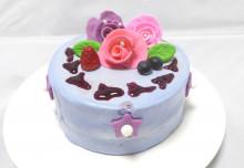 ウィステリアのケーキ