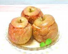 白雪姫の焼きリンゴ