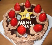 はるかのクリスマスケーキ