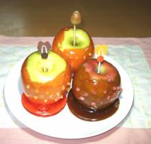キャラメルアップルキャンディ
