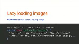 構造化データで画像を通知する