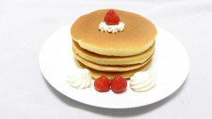 イリヤのパンケーキ1
