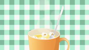 ダブルコーンスープ