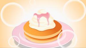 梅酸っパンケーキ