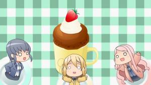 チョコマグケーキ