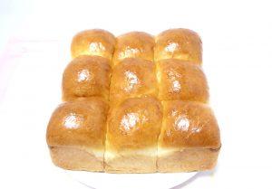 山崎エリイさんのちぎりパン前