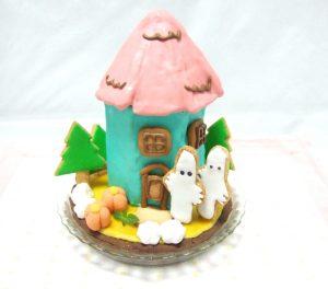 お菓子のムーミンハウス