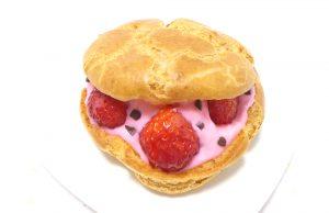 桜Trick第3話イチゴのシュークリームを再現したリアル画像