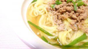 ゆきひら流なんちゃってなんちゃって担仔麺のスープ拡大