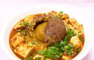 食戟のソーマ 時限式麻婆カレー麺の再現