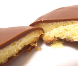 はるかのバレンタインチョコクッキーの中
