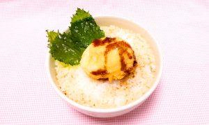 食戟のソーマ3期ゆきひら流 鶏卵の天ぷら丼を再現
