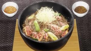 アニメ食戟のソーマ3期24話より引用以後アニメ画像は本作の引用