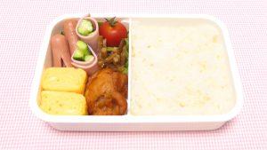 あさがおと加瀬さんで山田が作ったお弁当を再現